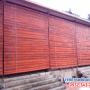 Mành tre trong kiến trúc nhà cổ tại Cổ Loa Hà Nội